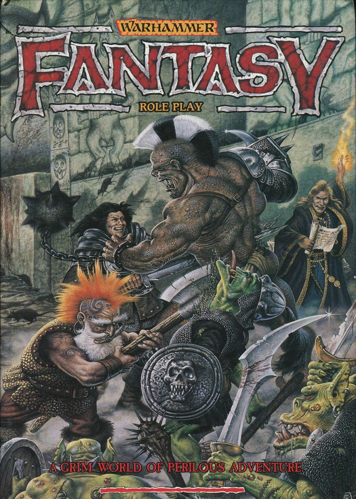 New WFRP 1st Edition Bundle of Holding Offer