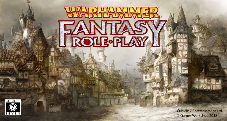 WFRP Free Resources!