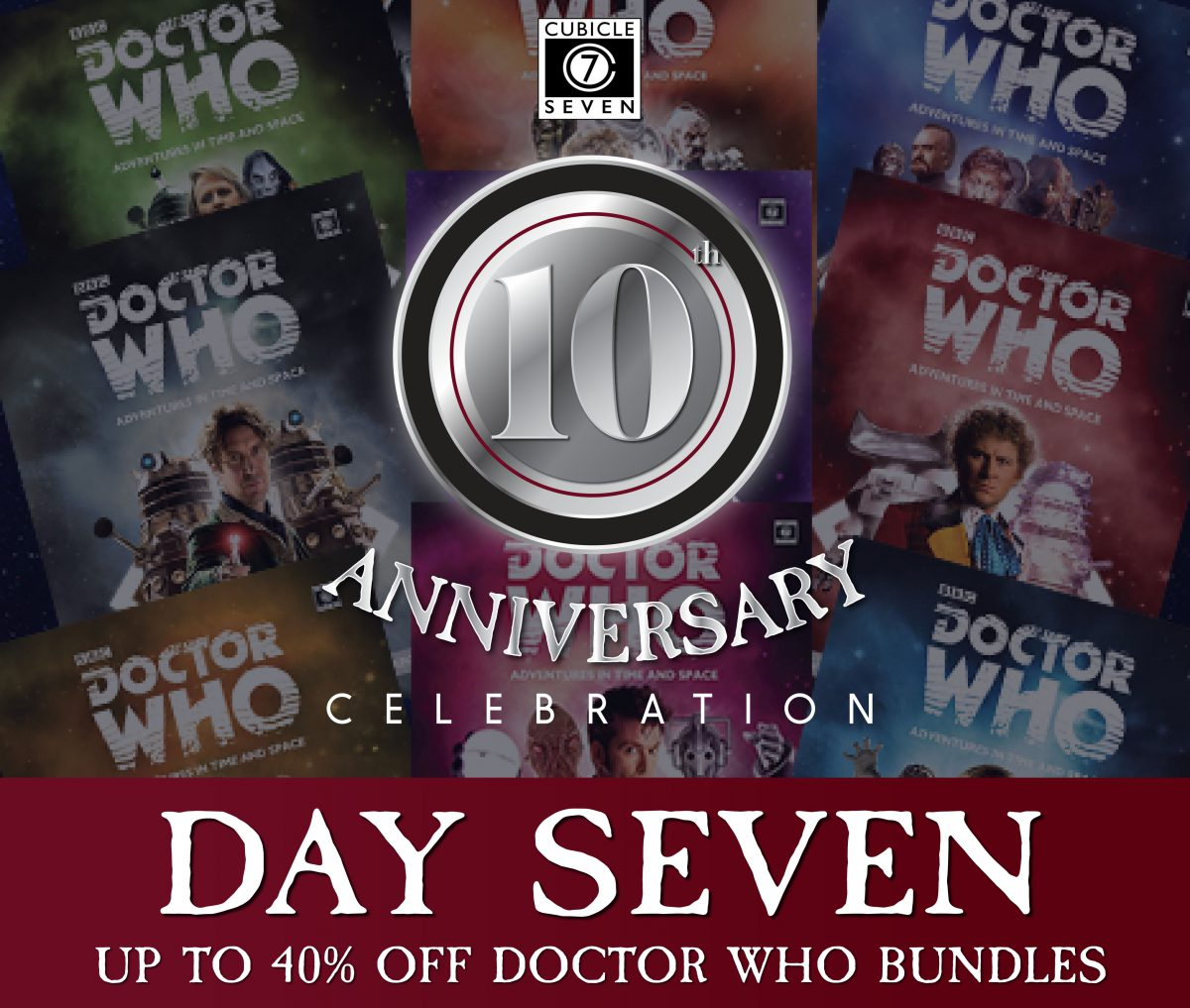 Doctor Who Bundles