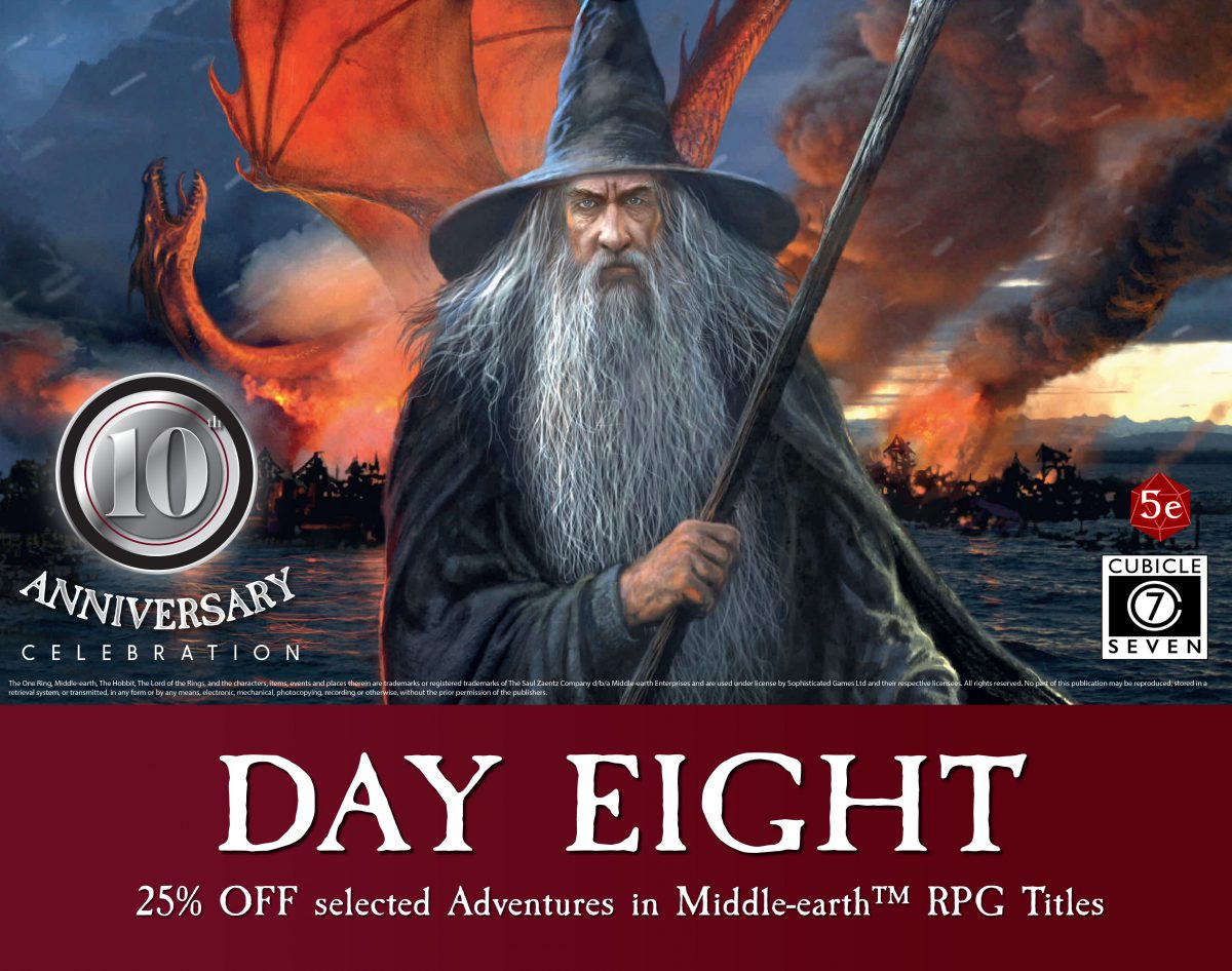 25% OFF Adventures in Middle-earth™