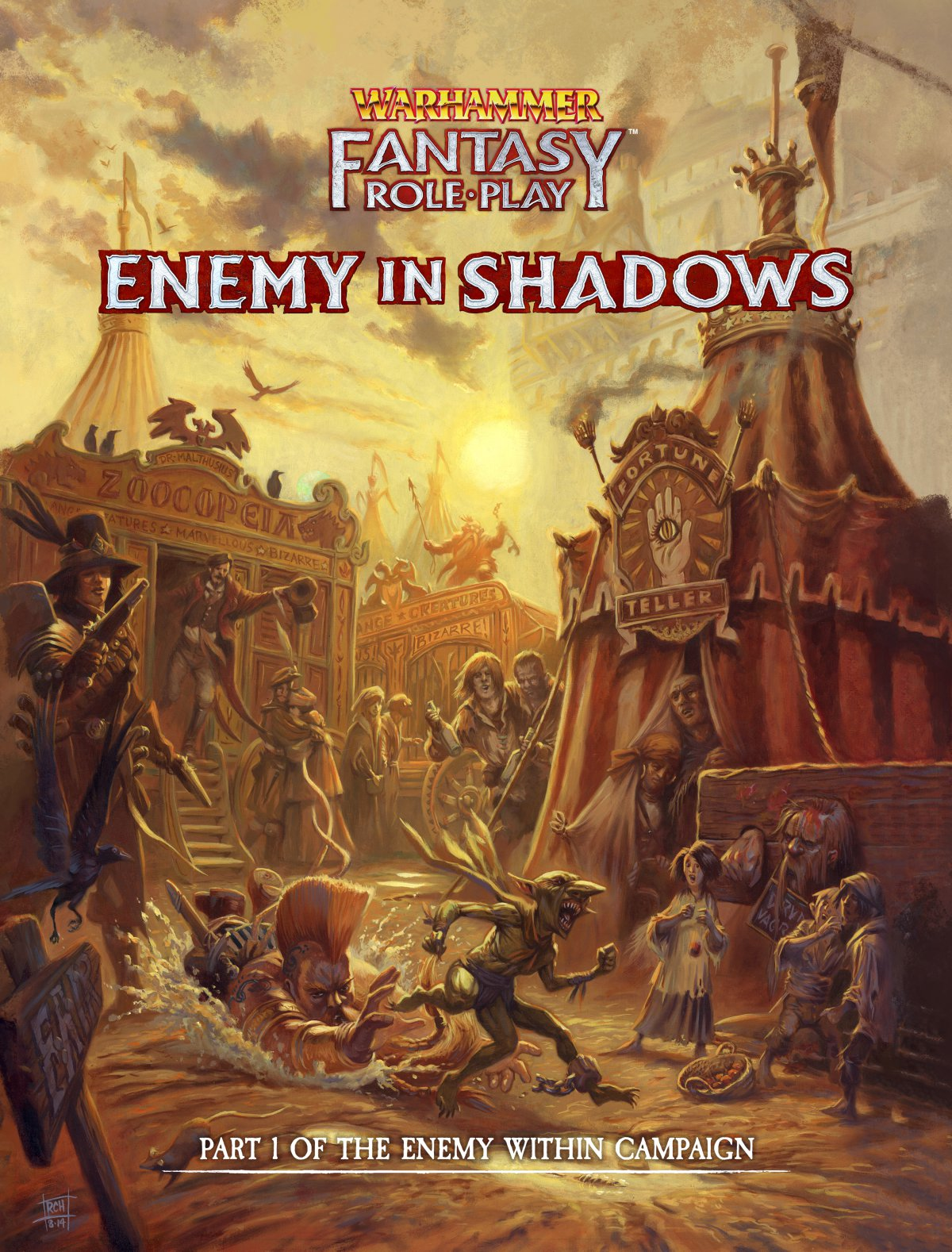 The Enemy Within Campaign