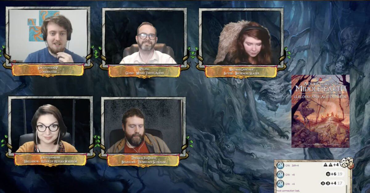 Adventures in Middle-earth™ Stream