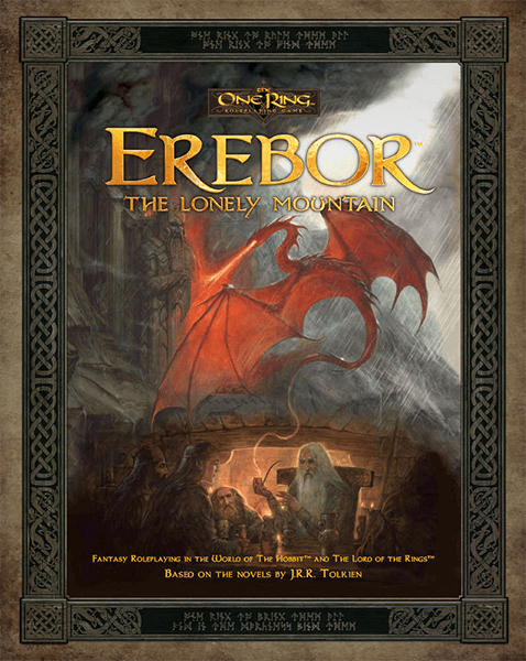 #TORsday – Erebor™ – The Lonely Mountain