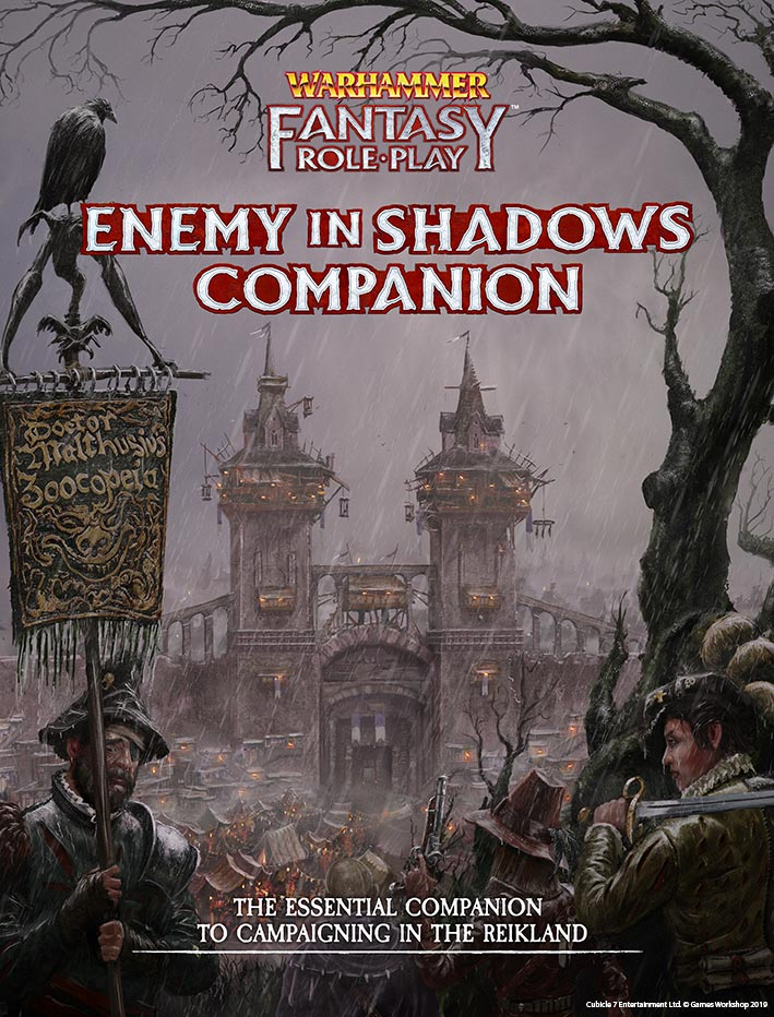 Enemy in Shadows Companion out now!