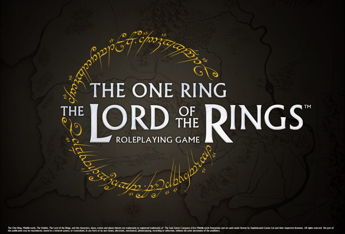 Cubicle 7 Announces The One Ring Second Edition