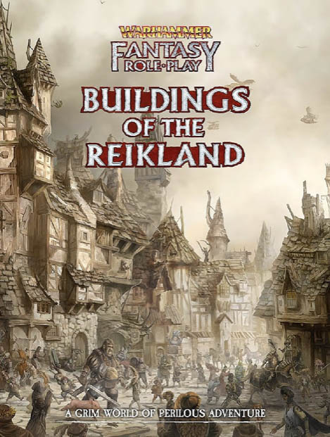 Buy Buildings of the Reikland!