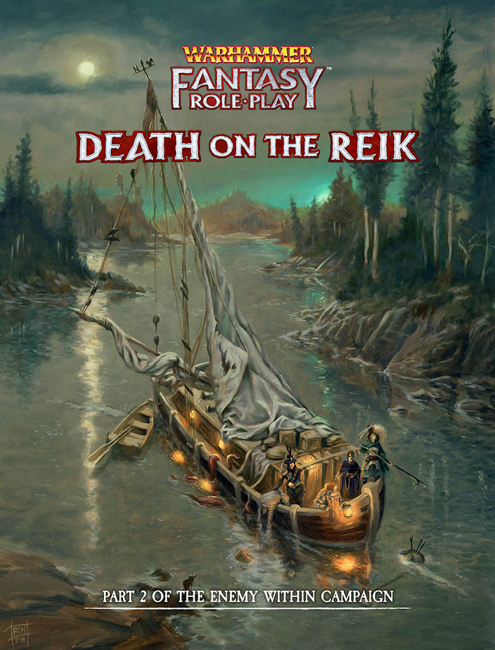 WFRP: Death on the Reik – The Enemy Within  Director's Cut, Vol 2