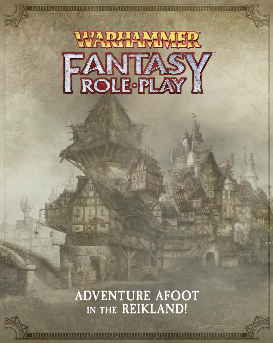 WFRP: By Hook or By Crook (Part #1)