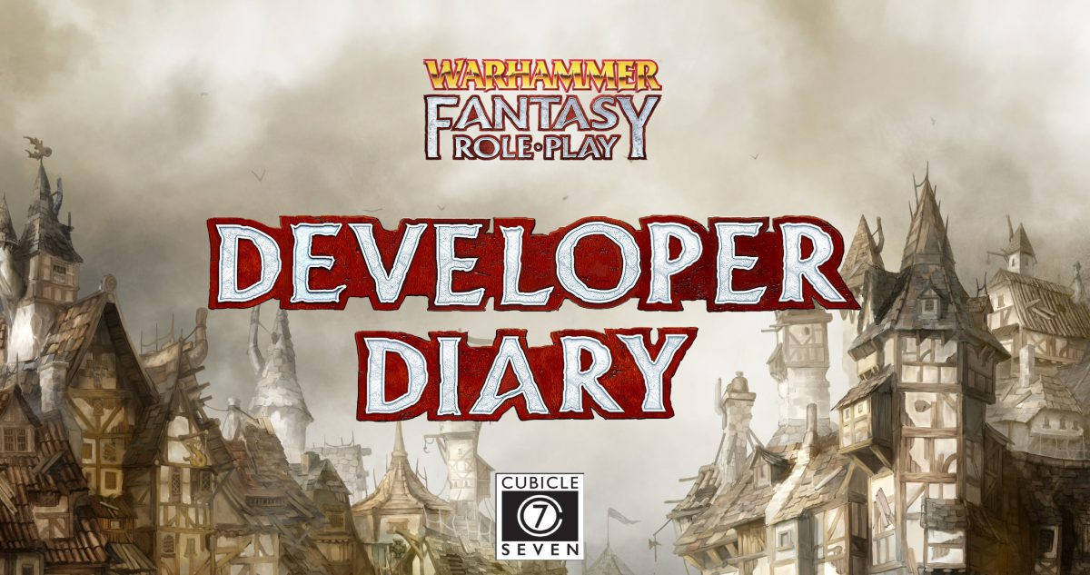WFRP The Enemy Within CE – Developer Diary Update!