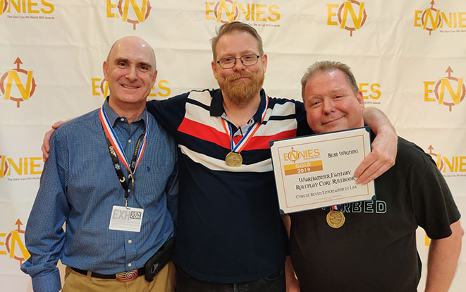WFRP wins Gold at the ENnies!