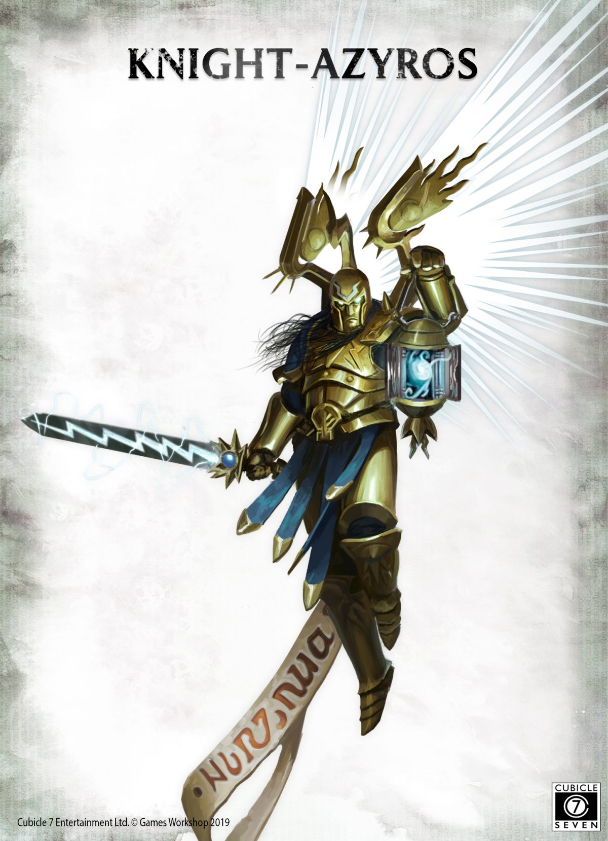 Age of Sigmar Soulbound:  Knight-Azyros