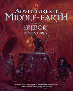 Adventures in Middle-earth™ – Cubicle 7