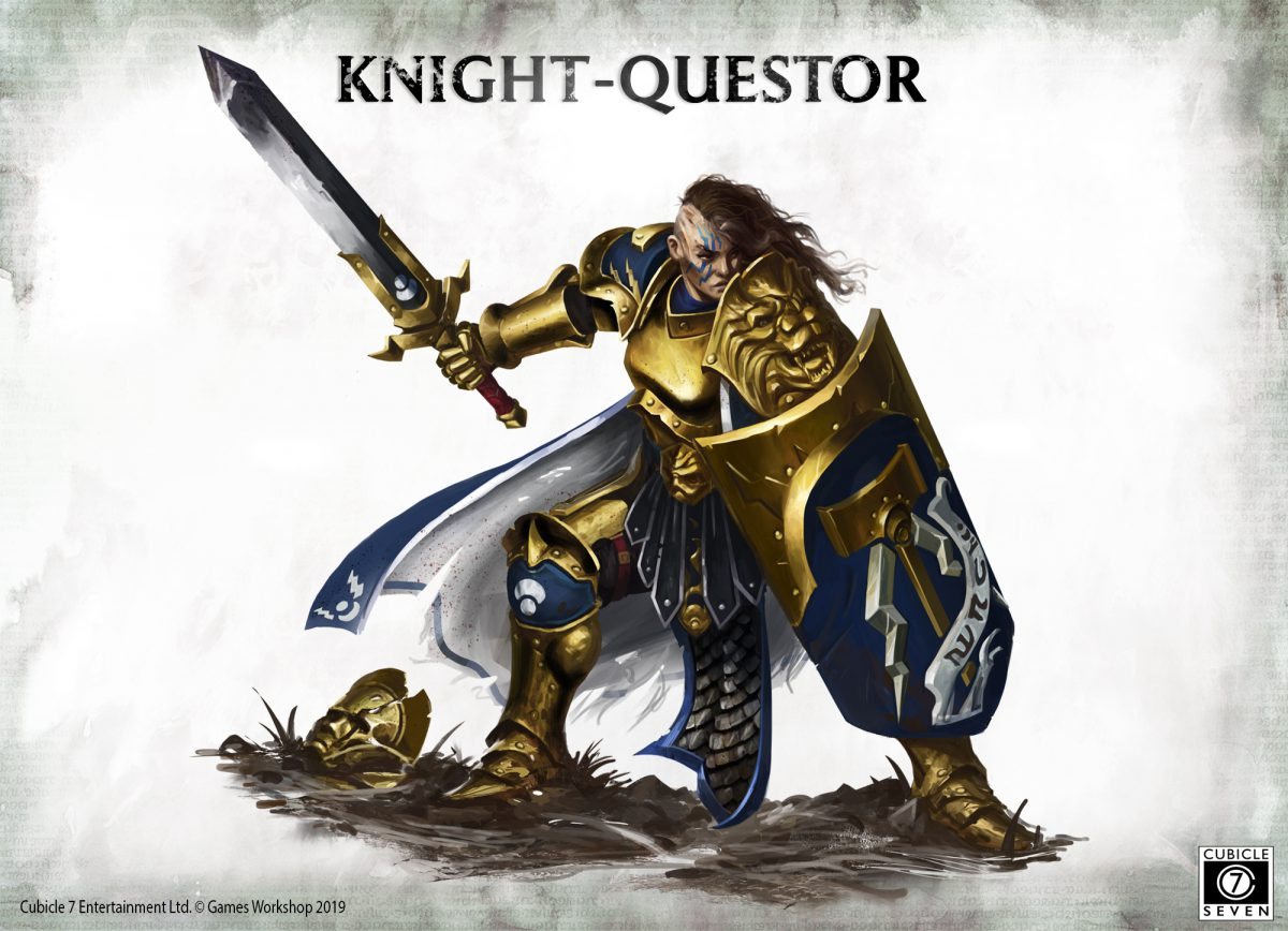 Age of Sigmar Soulbound: Knight-Questor
