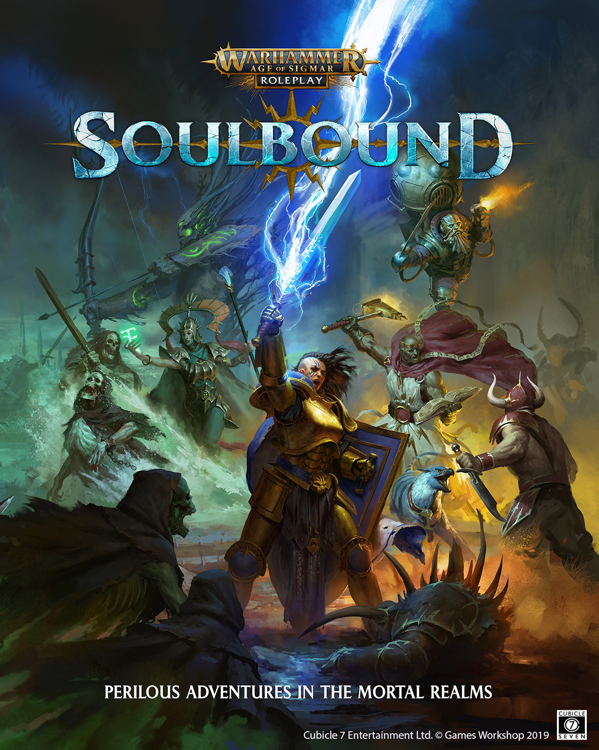 Age of Sigmar: Soulbound Interview