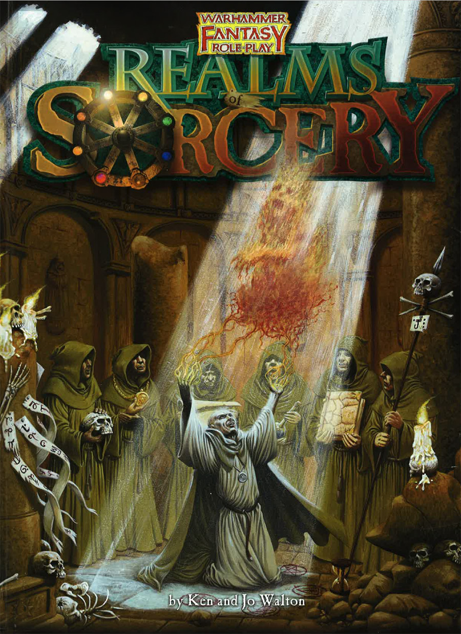 WFRP Realms of Sorcery – The Magic Supplement PDF