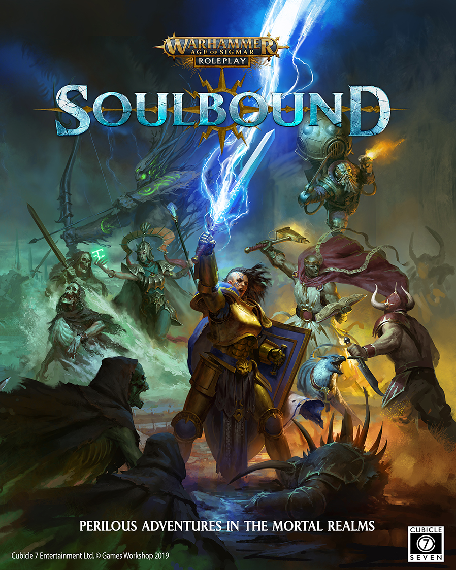 AoS: Soulbound Production Update