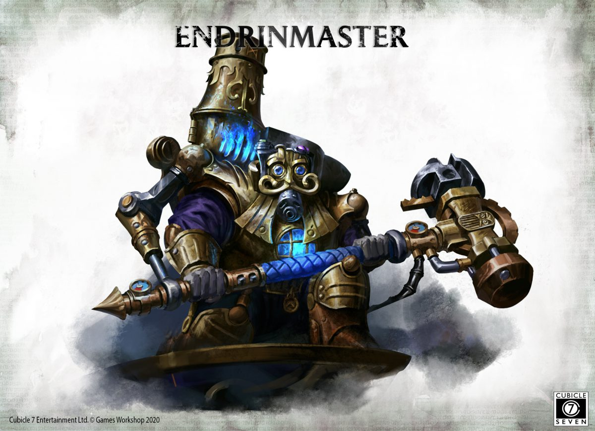 Age of Sigmar: Soulbound – Endrinmaster