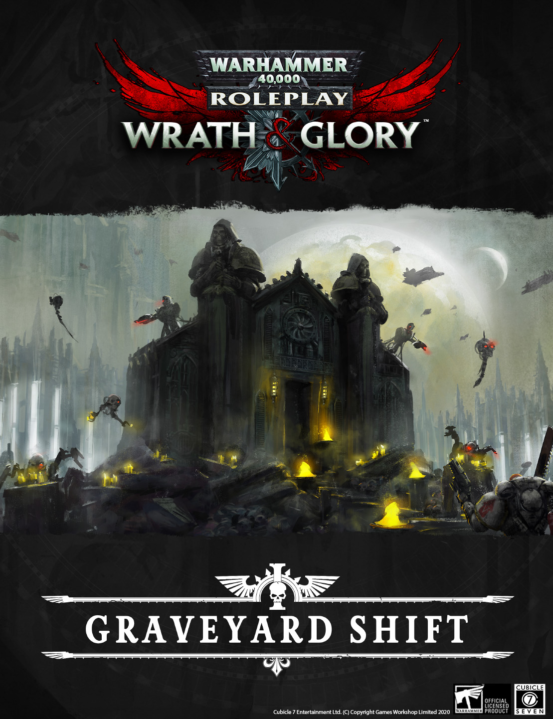 Warhammer 40k Free Adventure PDF Out Now!