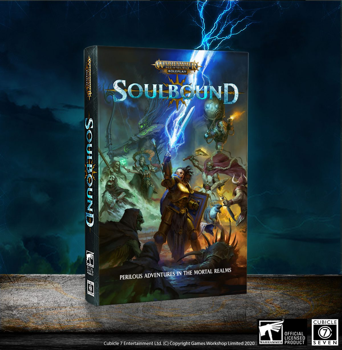 Warhammer: Age of Sigmar: Soulbound Interview