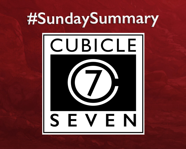 Sunday Summary – All the latest C7 news!