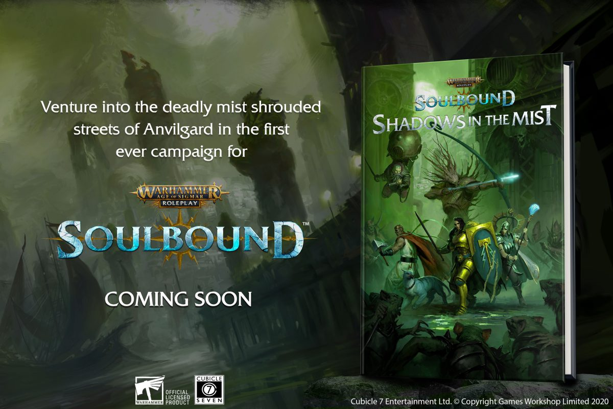 Warhammer Age of Sigmar: Soulbound, Shadows in the Mist