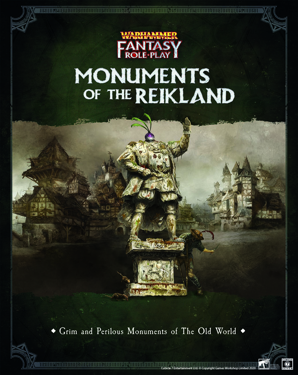 WFRP: Monuments of the Reikland PDF