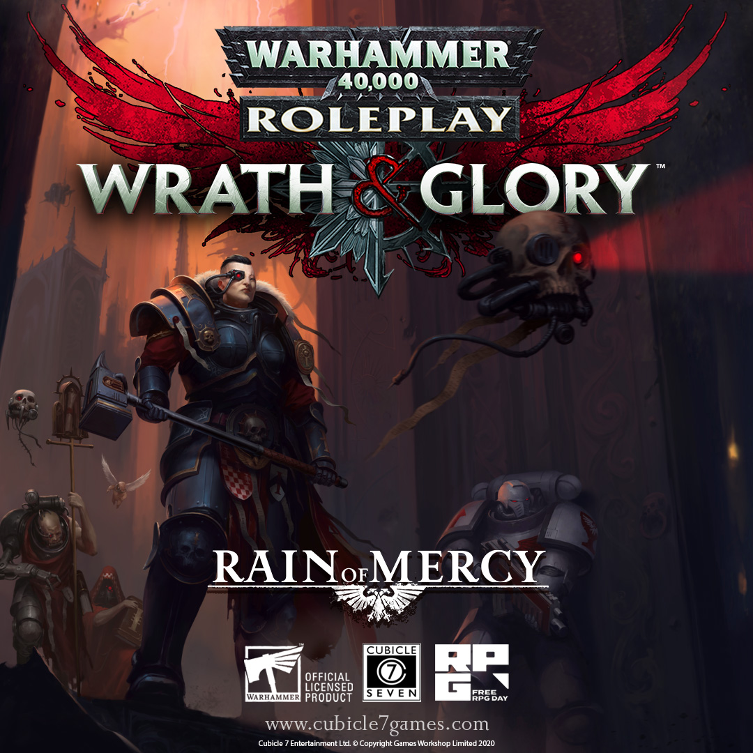 Free RPG Day – Rain of Mercy