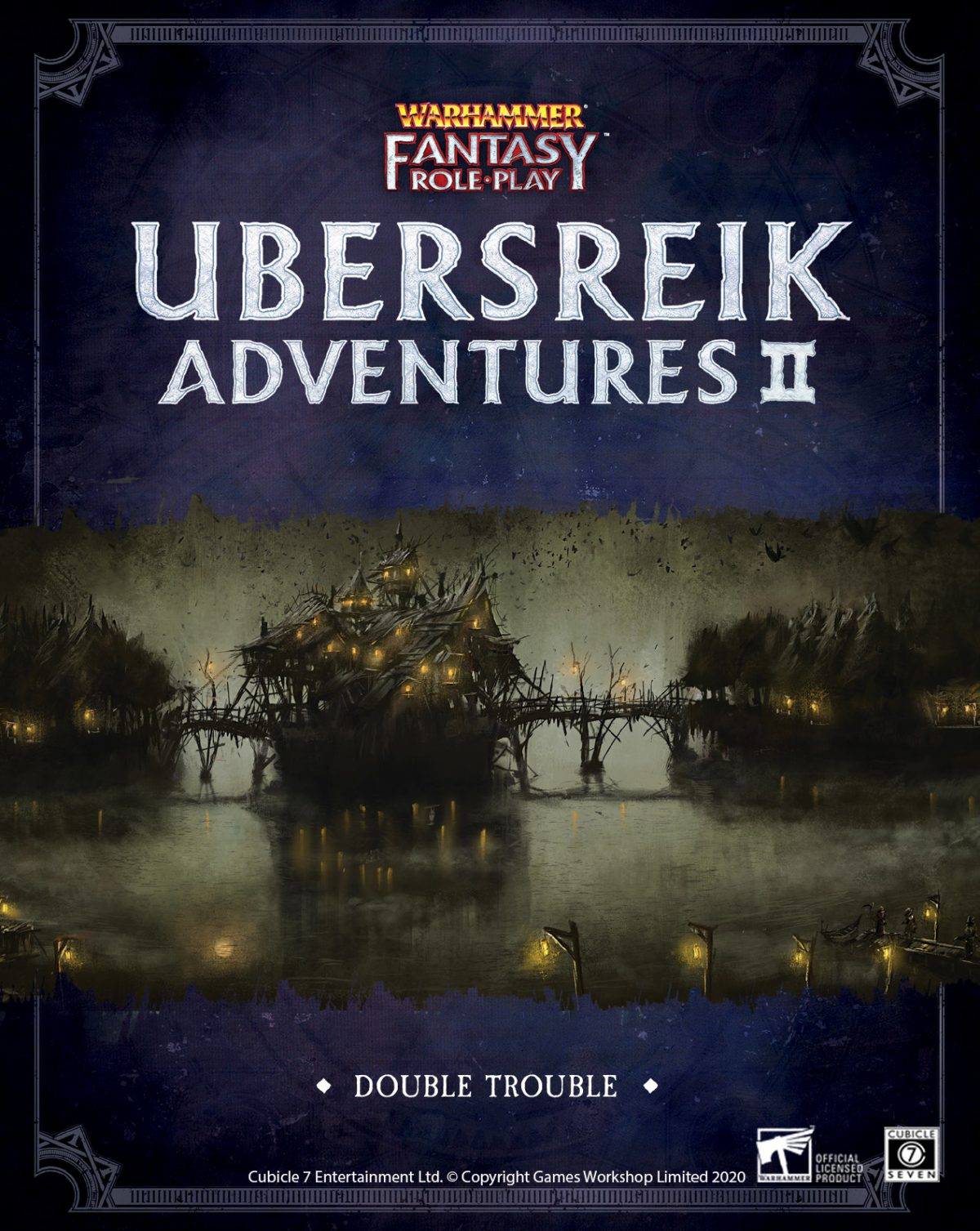 WFRP Ubersreik Adventures II – Double Trouble