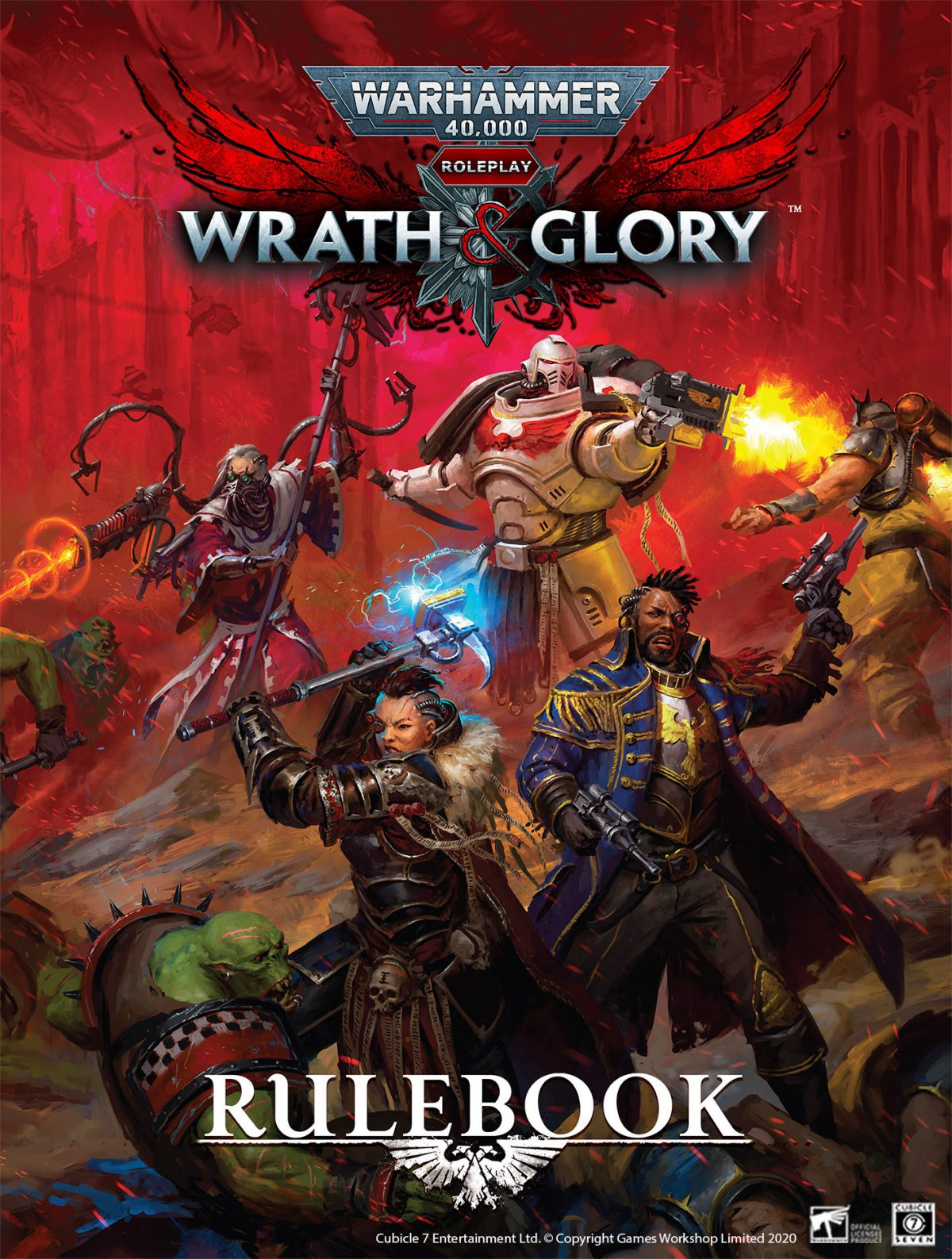 What is Wrath & Glory?