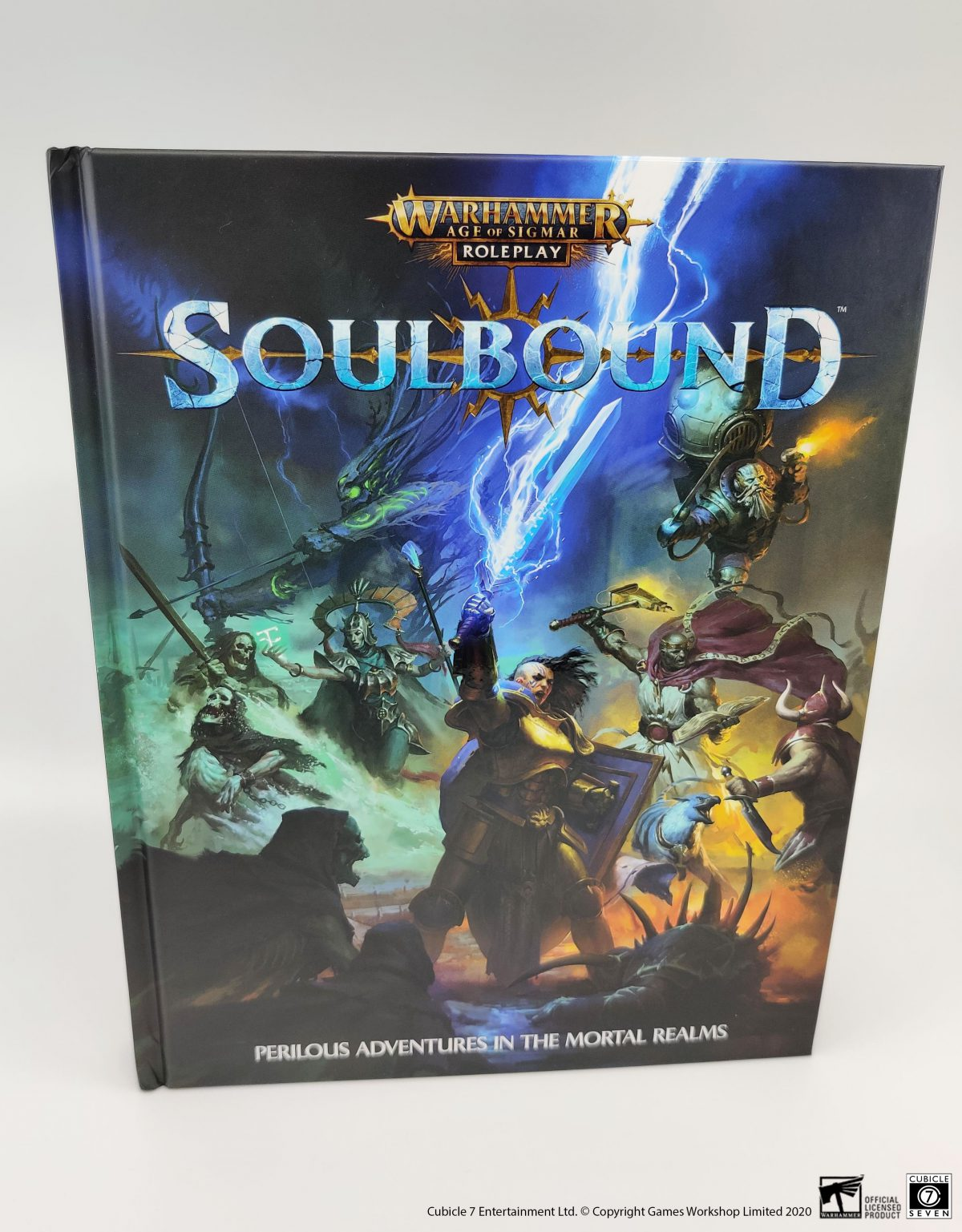 AoS: Soulbound – Encounter Design