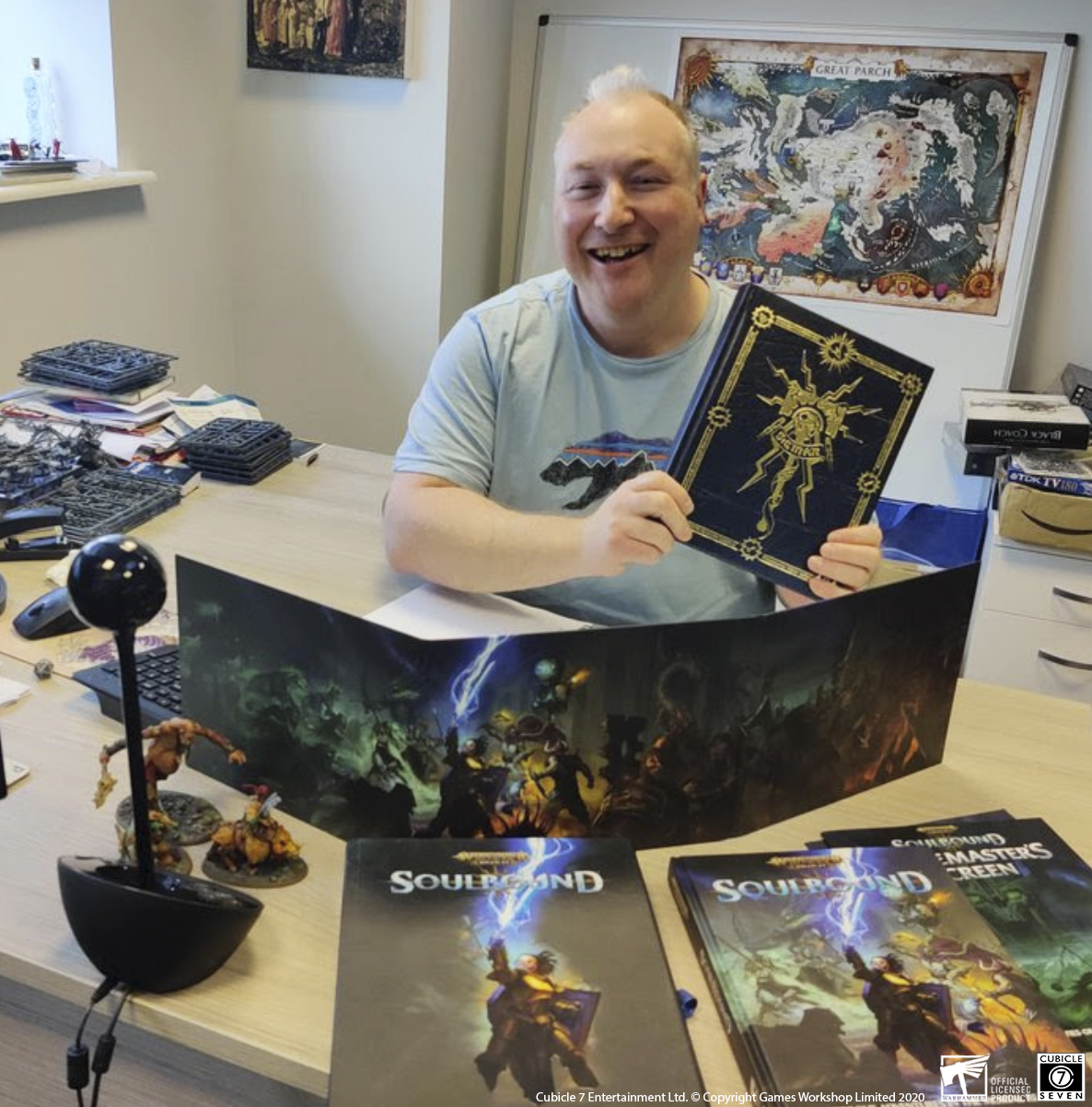 Age of Sigmar: Soulbound Collector's Edition Sneak Peek!
