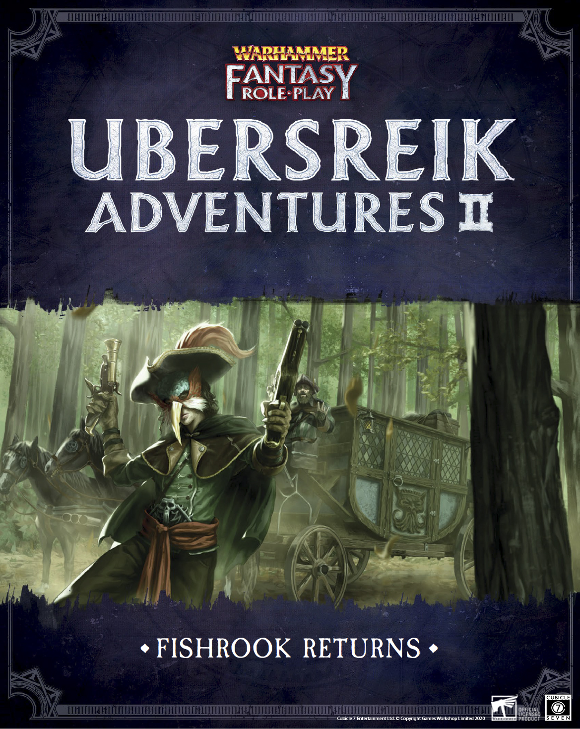 WFRP Fishrook Returns PDF Out Now!