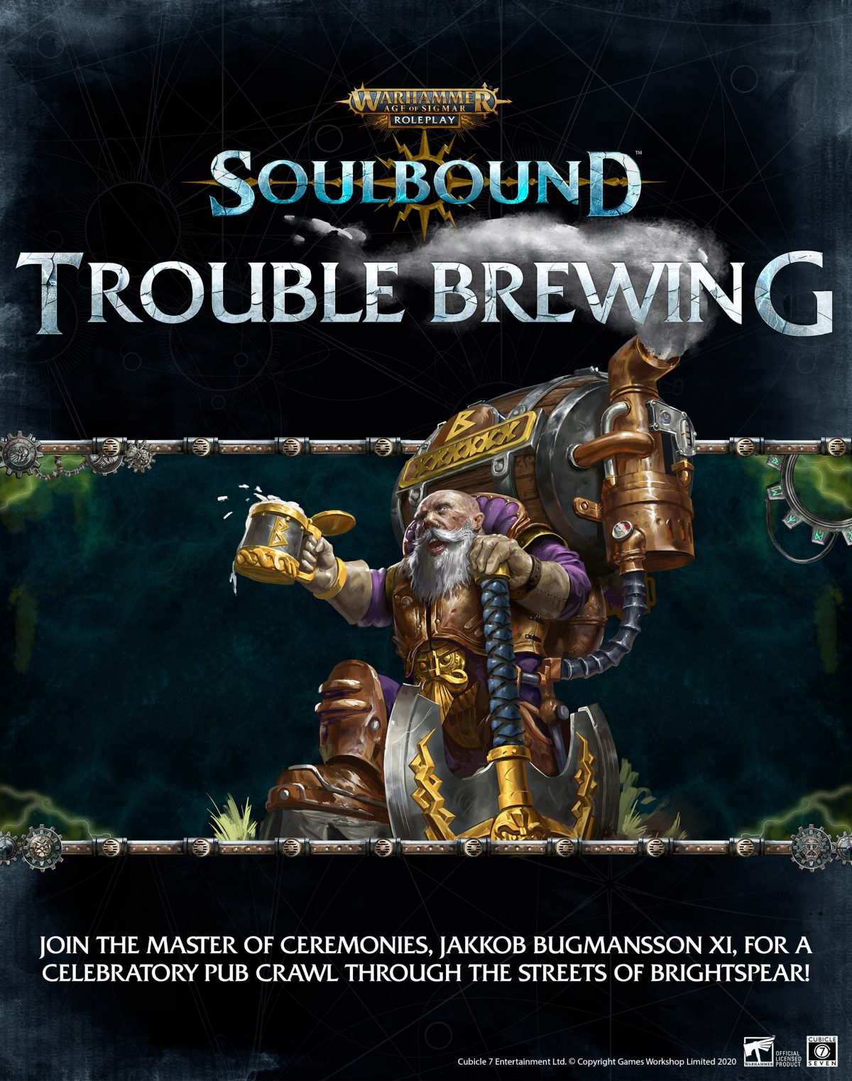 Festive PDF: AoS – Trouble Brewing