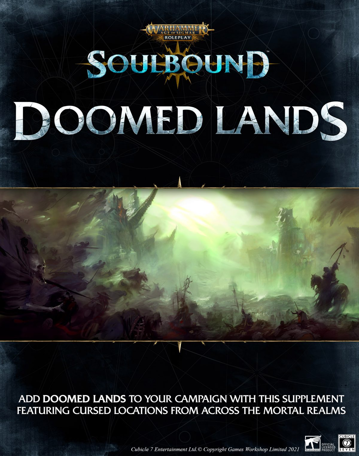 AoS: Soulbound, Doomed Lands Coming Soon!