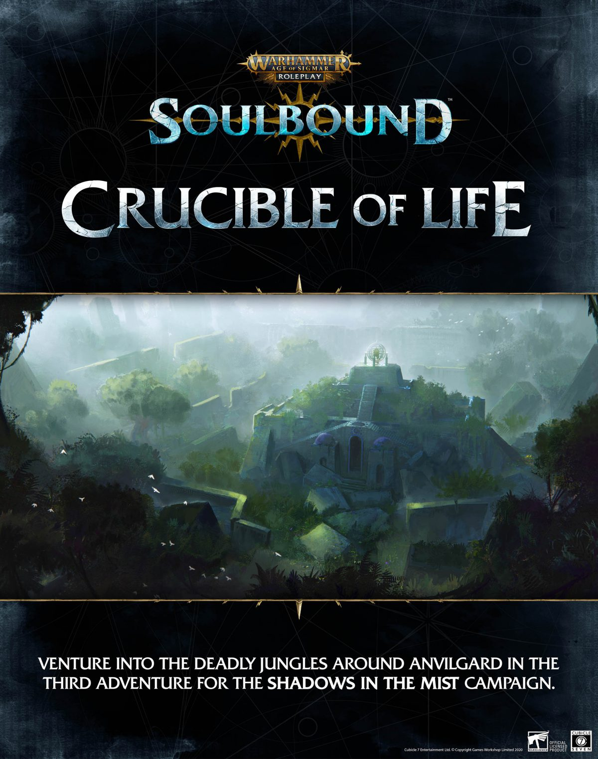 Age of Sigmar: Soulbound, Crucible of Life PDF Out Now!