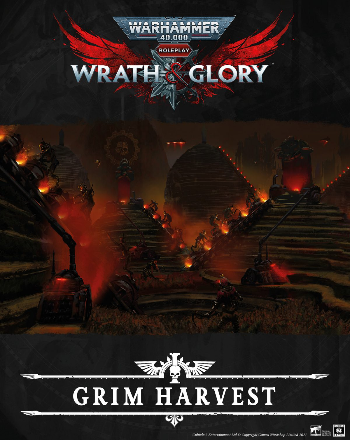 40K: Litanies of the Lost –  Grim Harvest Out Now!