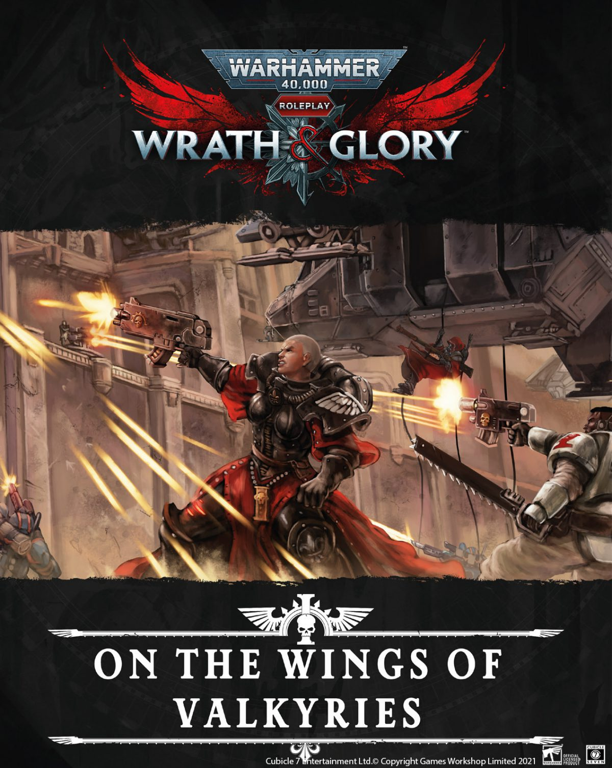40k – On the Wings of Valkyries PDF Release!