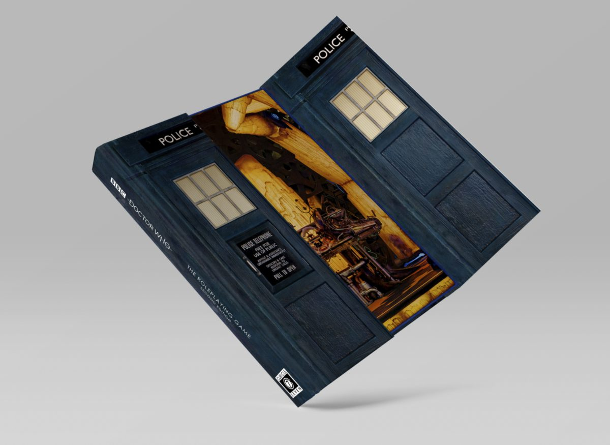 Doctor Who: The Roleplaying Game –  Collector's Edition