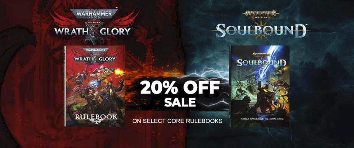 20% OFF – WEBSTORE SALE ENDS TODAY!