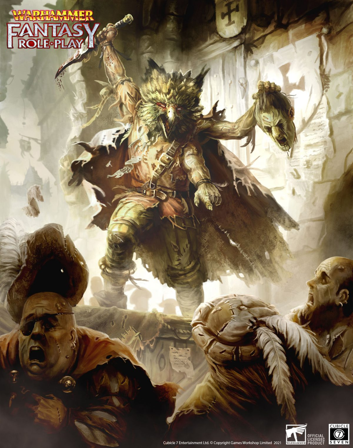 WFRP: Revenge of the Red Crown